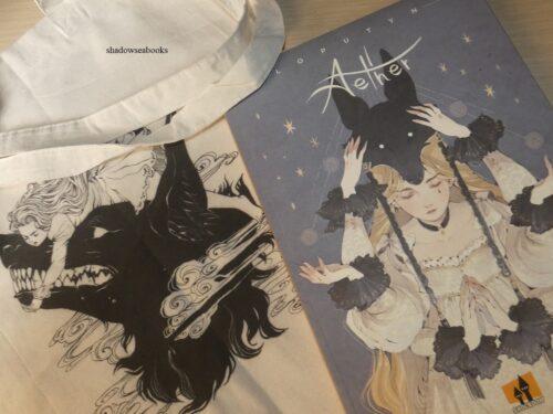 Aether, il nuovo artbook di Loputyn