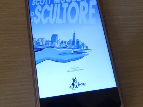 Lo scultore – Scott McCloud