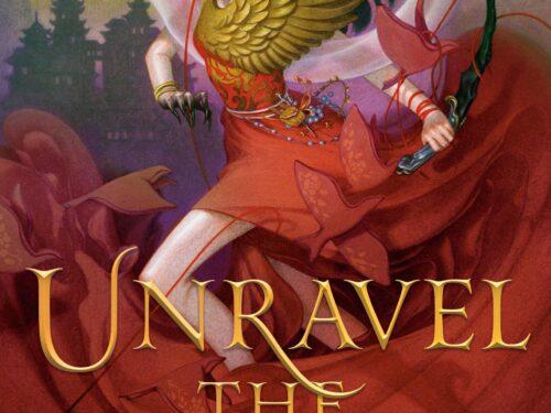 Unravel the dusk – Elizabeth Lim